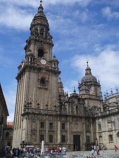 Domingo de Andrade architect