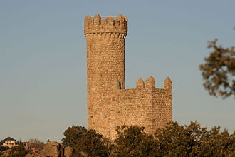 Torrelodones - Watchtower of Torrelodones, gives the name to the municipality