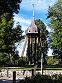 Torsås kyrka bell tower.jpg
