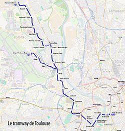 Toulouse tramway Wikipedia