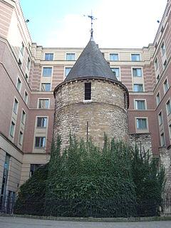 Black Tower (Brussels) tower in Brussels, Belgium