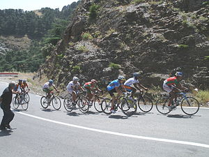 Sport in Algeria - The Tour d'Algérie started back in 1956