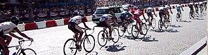 Champs-Élysées stage in the Tour de France - Tour 2004