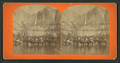 Tourists on horseback, Yosemite Falls, California, from Robert N. Dennis collection of stereoscopic views.png