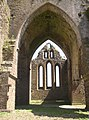 Tower arch, Dunbrody Abbey, Co. Wexford - geograph.org.uk - 212178.jpg