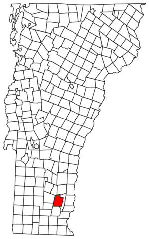 Townshend, Vermont - Image: Townshend vt highlight
