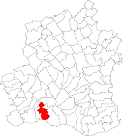 Location of Traian