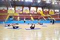 Training of the volleyball team of Espérance sportive de Tunis- entraînement de l'équipe volley-ball de l'Espérance sportive de Tunis-تمارين فريق الترجي الرياضي التونسي للكرة الطائرة photo3.jpg