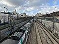 Trains MI 09 vus depuis Passerelle Sabotiers Vincennes 4.jpg