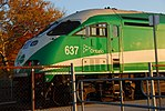 Trainspotting GO train -451 banked by MPI MP-40PH-3C -637 (8123630468).jpg