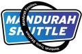 Transperth's Mandurah Shuttle Logo.png