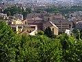 Trastevere - Regina Coeli dal Gianicolo 1040495.JPG
