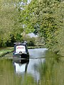 Trent and Mersey Canal near Swarkestone, Derbyshire - geograph.org.uk - 1625166.jpg