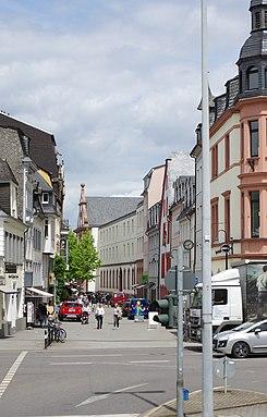 3e3edfba23f081 Neustraße (Trier) – Wikipedia