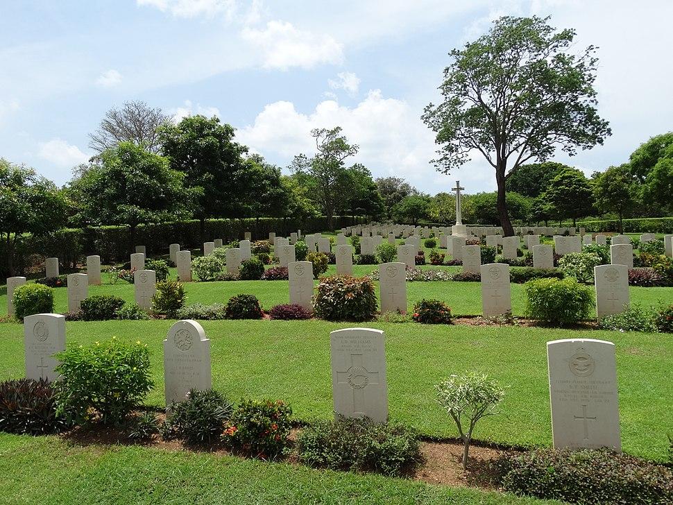 Trincomalee War Cemetery 10