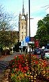 Trinity Church in the Spring, SUTTON, Surrey, Greater London.jpg