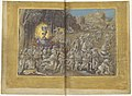 Triomphes de Pétrarque (v.1524) - Bib Arsenal Ms6480 f1v-2 (Triomphe de l'Amour).jpg