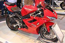 Triumph Daytona Wikipédia