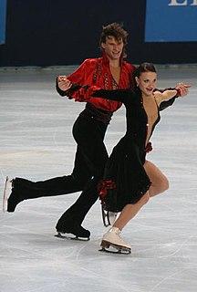 Ekaterina Rubleva Russian former competitive ice dancer
