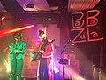 Turkish band Baba Zula, Mar 27, 2015.jpg