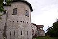 Turn de aparate din fortificatia manastirii comana.jpg