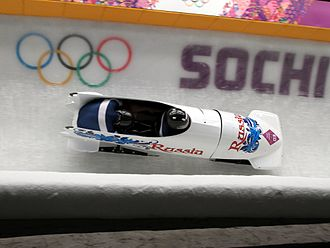 Russia at the 2014 Winter Olympics - Russia won gold in the two-man bobsleigh