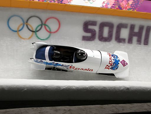 Two-man bobsleigh, 2014 winter Olympics, Russia