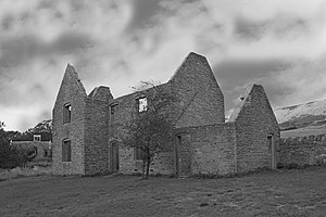 Tyneham - Gardener's House – home to the Goulds in 1943