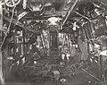 U-Boat 110, Torpedo Room looking aft (8770455898).jpg