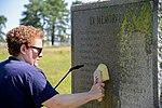 U.S. Navy VC-4 memorial marker restoration 160720-Z-YH452-069.jpg
