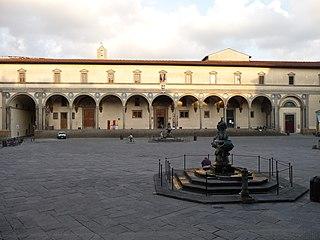 Ospedale degli Innocenti Italian museum