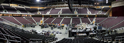The Full Arena In Concert Configuration