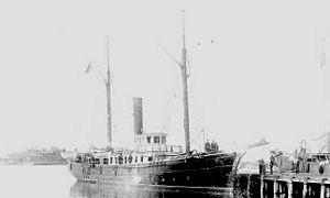 USRC Dexter (1874) - USRC Dexter (1874)