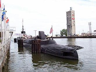 USS Cobia - USS Cobia in 2006