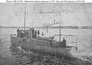 USS <i>Apache</i> (SP-729)