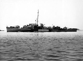 USS <i>Howard F. Clark</i>