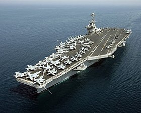 image illustrative de l'article USS John C. Stennis (CVN-74)