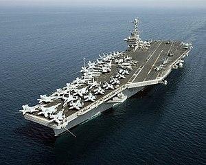 USS John C. Stennis - Image: USS John C. Stennis, 2007May 11