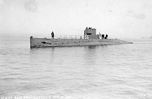 USS O-5 (SS-66) - USS O-5