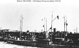USS Osprey II (SP-928)
