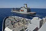 USS San Antonio replenishment at sea 130908-N-WX580-021.jpg