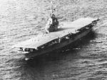 USS Ticonderoga (CV-14) underway at sea c1954.jpg