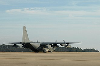 15th Special Operations Squadron - A 15th Special Operations Squadron MC-130 deploys to Haiti to provide humanitarian and disaster relief