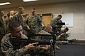 US Marines and French Gendarmerie exercise on Dec 3, 2014 04.jpg