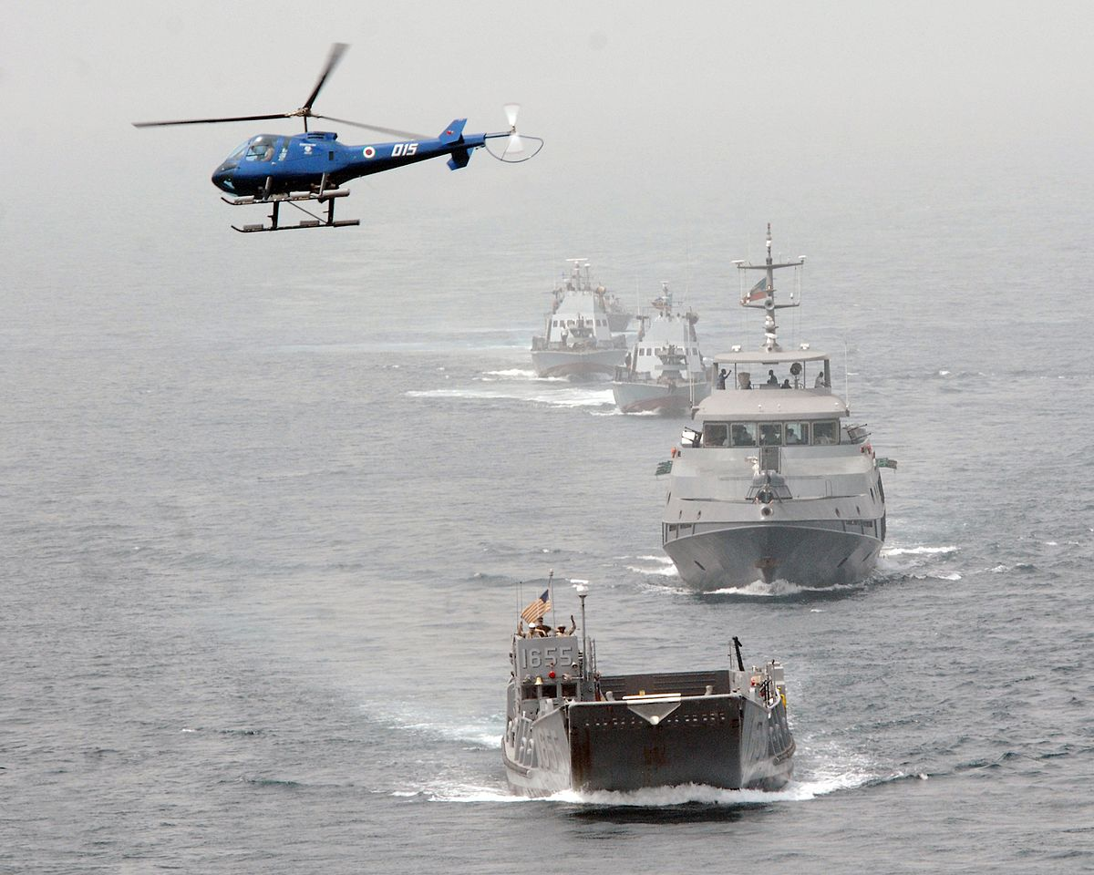 Navy of Equatorial Guinea - Wikipedia