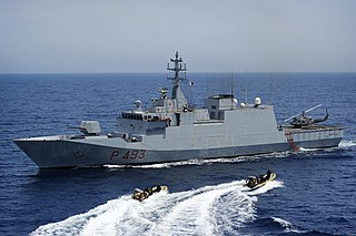 Corvette Small warship