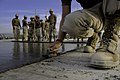US Navy 100925-N-6436W-032 Seabees assigned to Naval Mobile Construction Battalion (NMCB) 40.jpg
