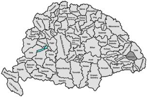 Udvarhely County