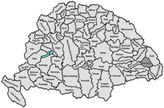 Udvarhely County county of the Kingdom of Hungary