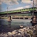 Uji River and Train.jpg